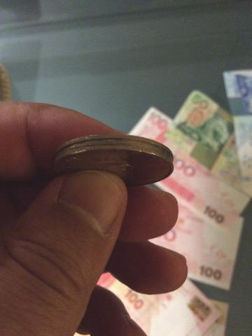 香港の5ドル