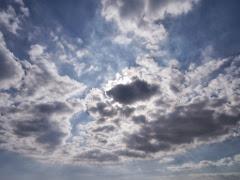 茅ヶ崎の空
