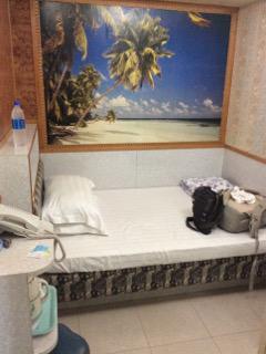鴻京酒店の部屋