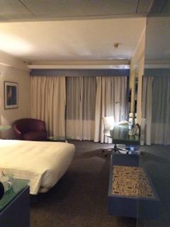 リーガルエアポートホテルの部屋