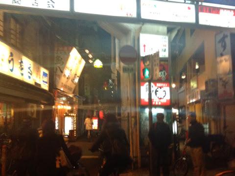 鶴橋の商店街