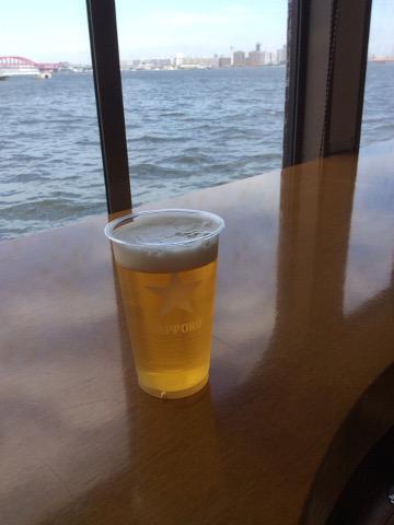 船内ビール