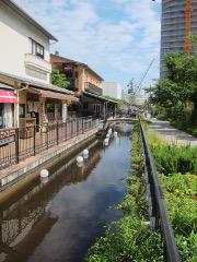MOSAIC運河サイド