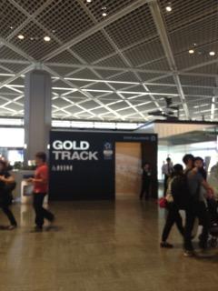 Gold Track
