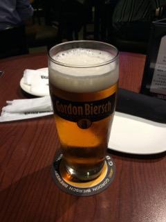 Gordon&Bierschを飲む