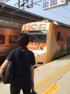 台湾鉄道の電車