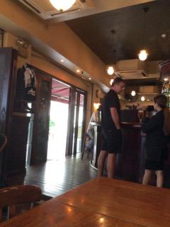 Old Taipa Tavern店内