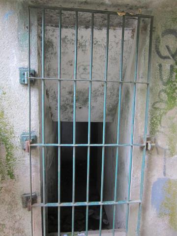 松山軍用隧道B