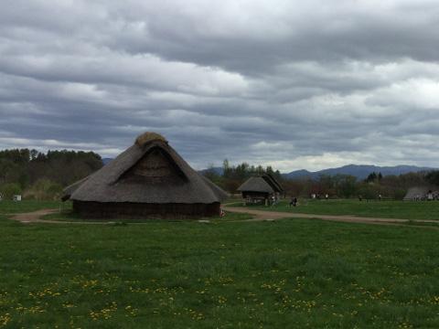 竪穴式集会所