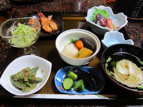 山本坊夕食