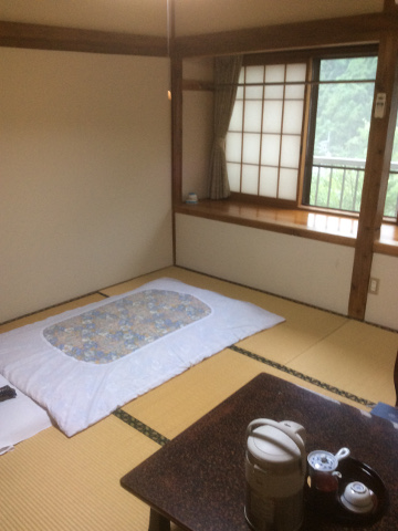 山本坊客室