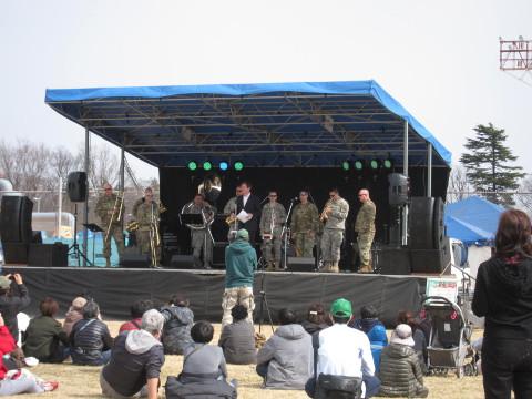 米軍軍楽隊