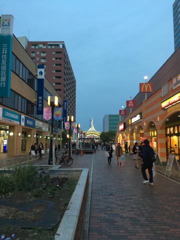 京王多摩センター駅周辺