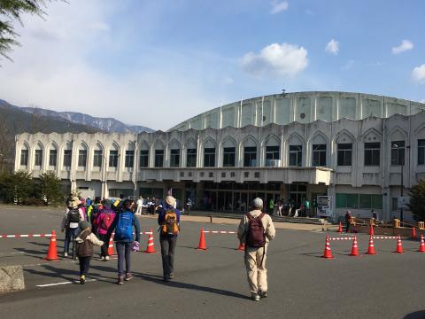 波田体育館
