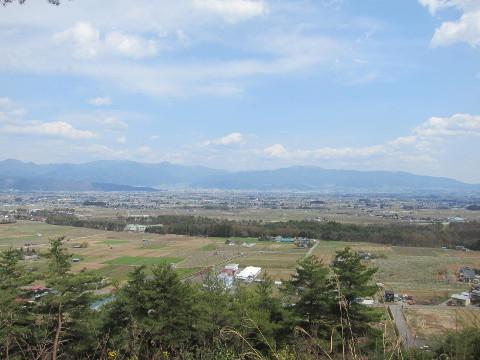 松本の景色