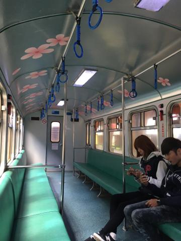 小さな客車
