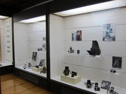写真家の展示
