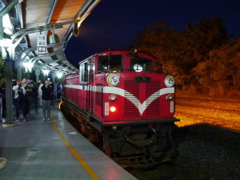 阿里山森林鉄道の機関車