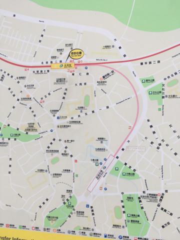 MRT路線図