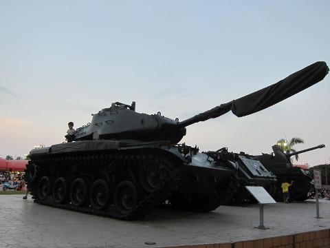 台湾軍の戦車