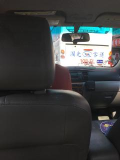 宜蘭のタクシー