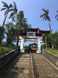 中山公園入り口