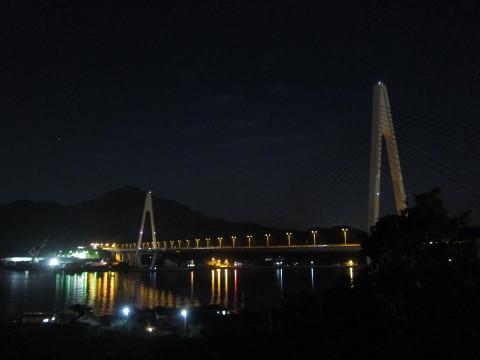生口橋の眺め