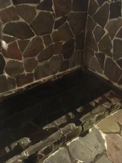 麦飯石のお風呂