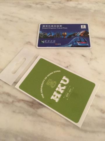オクトパスカードに貼るステッカー