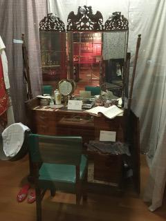 粤劇の化粧台