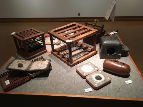 飛騨市美術館の展示