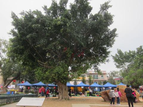 オリジナルの許願樹