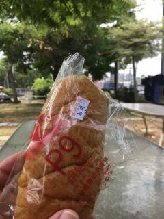 おやつのパン
