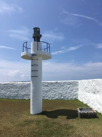 漁翁島燈塔の霧笛